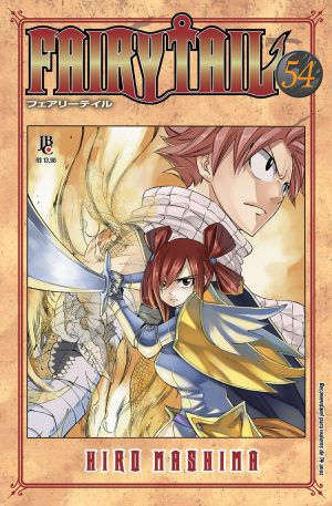 Fairy Tail - Volume 54 - Usado