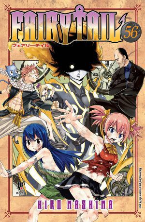 Fairy Tail - Volume 56