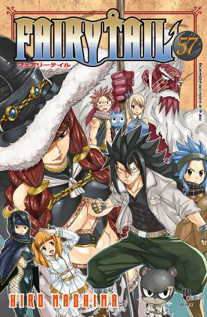 Fairy Tail - Volume 57 - Usado
