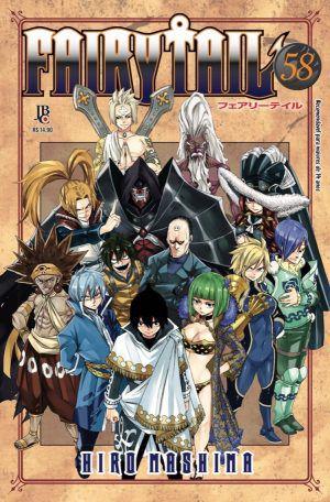 Fairy Tail - Volume 58 - Usado