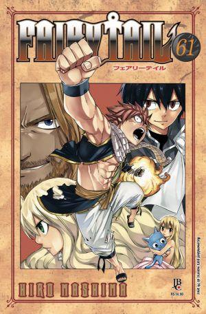 Fairy Tail - Volume 61 - Usado