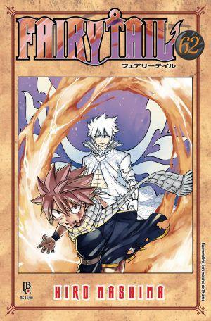 Fairy Tail - Volume 62 - Usado