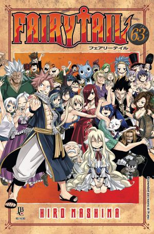 Fairy Tail - Volume 63