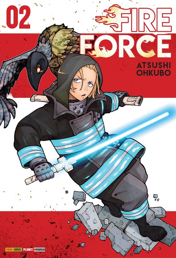 Fire Force - Volume 02