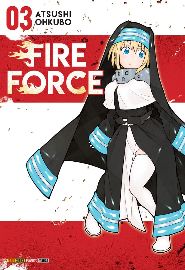 Fire Force - Volume 03