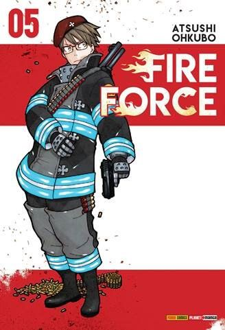 Fire Force - Volume 05