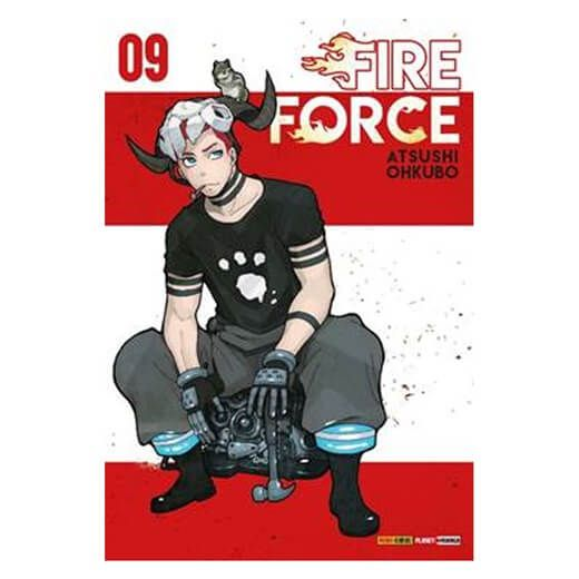 Fire Force - Volume 09