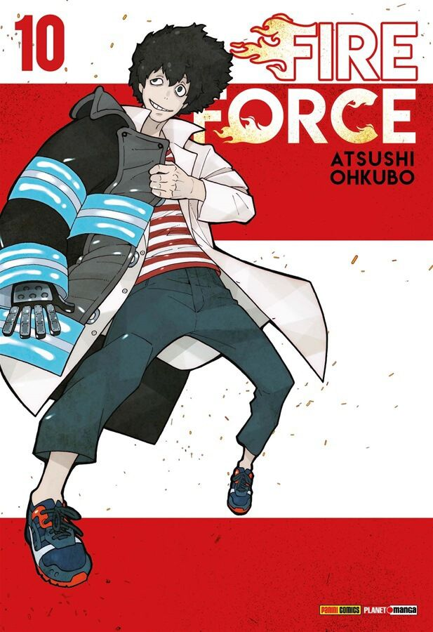 Fire Force - Volume 10