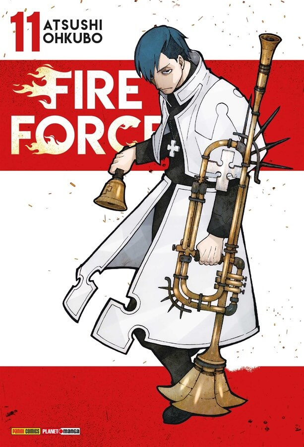 Fire Force - Volume 11