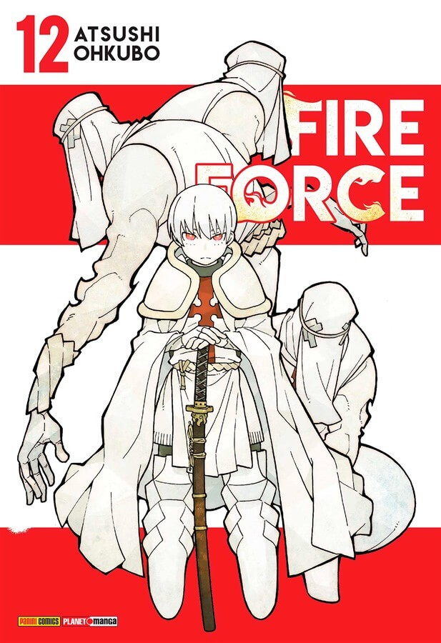 Fire Force - Volume 12