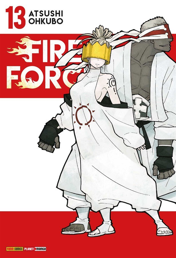 Fire Force - Volume 13
