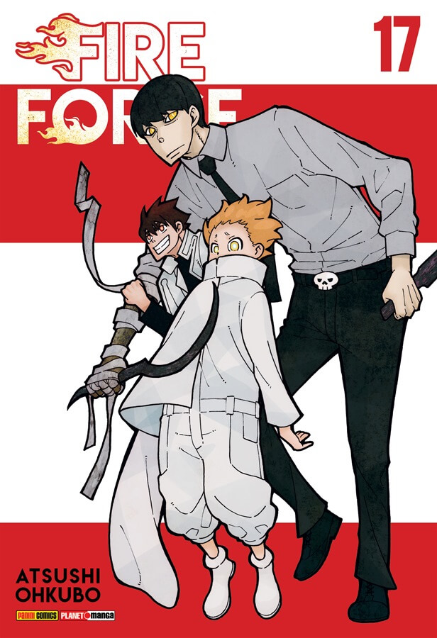 Fire Force - Volume 17