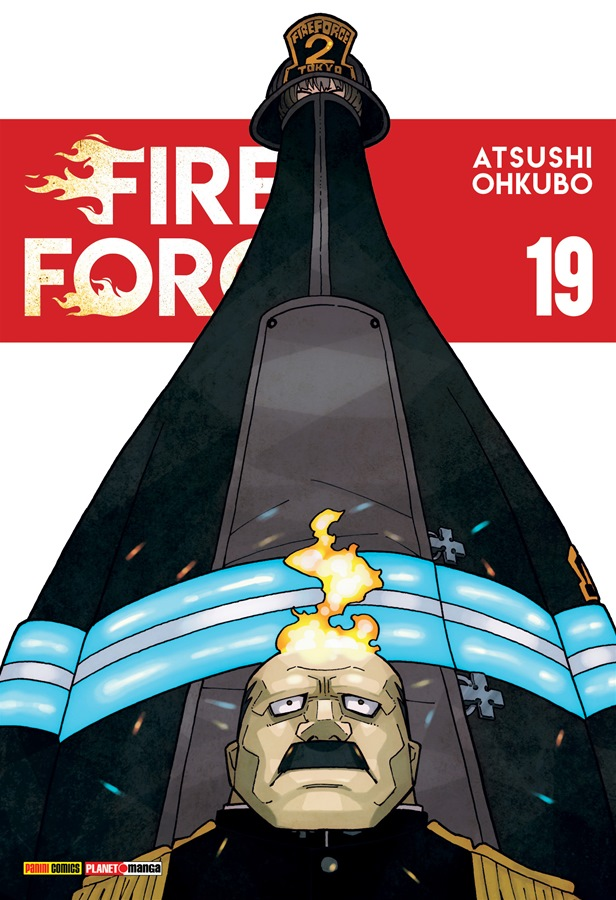 Fire Force - Volume 19