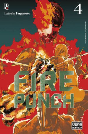 Fire Punch - Volume 04