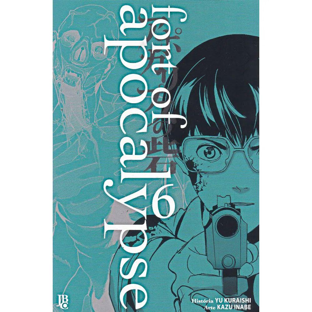 Fort of Apocalypse - Volume 06 - Usado