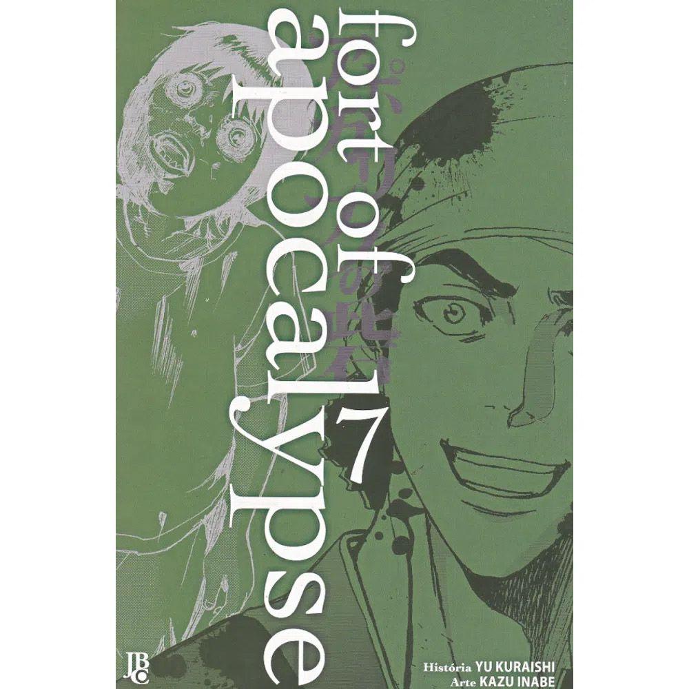 Fort of Apocalypse - Volume 07 - Usado