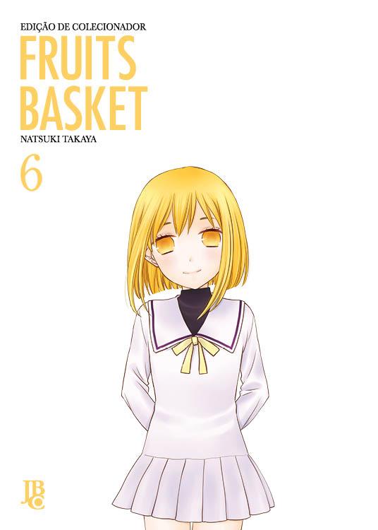 Fruits Basket Edição de Colecionador - Volume 06