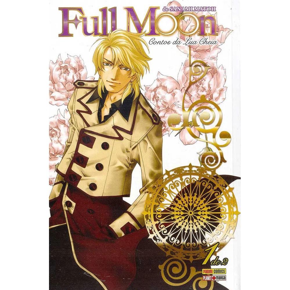 Full Moon Contos da Lua Cheia - Volume 01 - Usado