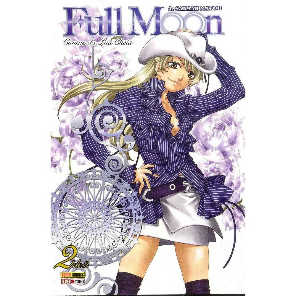 Full Moon Contos da Lua Cheia - Volume 02 - Usado