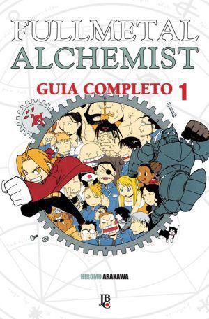Fullmetal Alchemist - Guia Completo - Volume 01