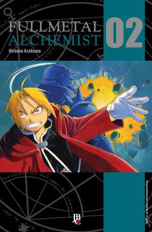 Fullmetal Alchemist  - Volume 02