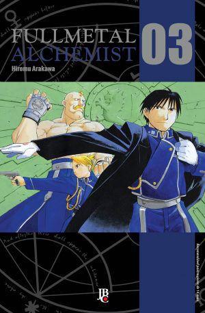 Fullmetal Alchemist  - Volume 03