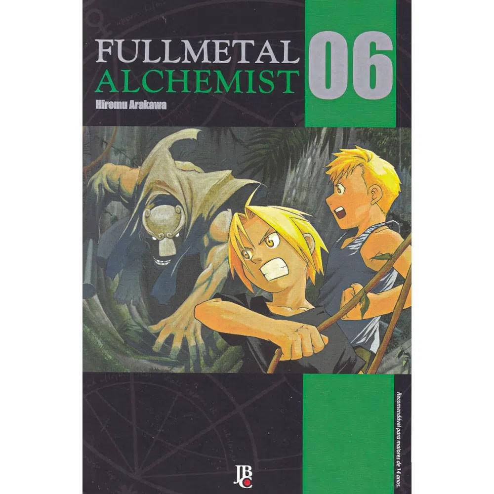 Fullmetal Alchemist  - Volume 06