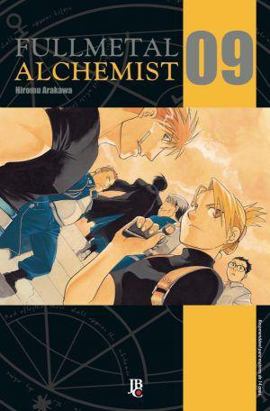 Fullmetal Alchemist  - Volume 09 - Usado