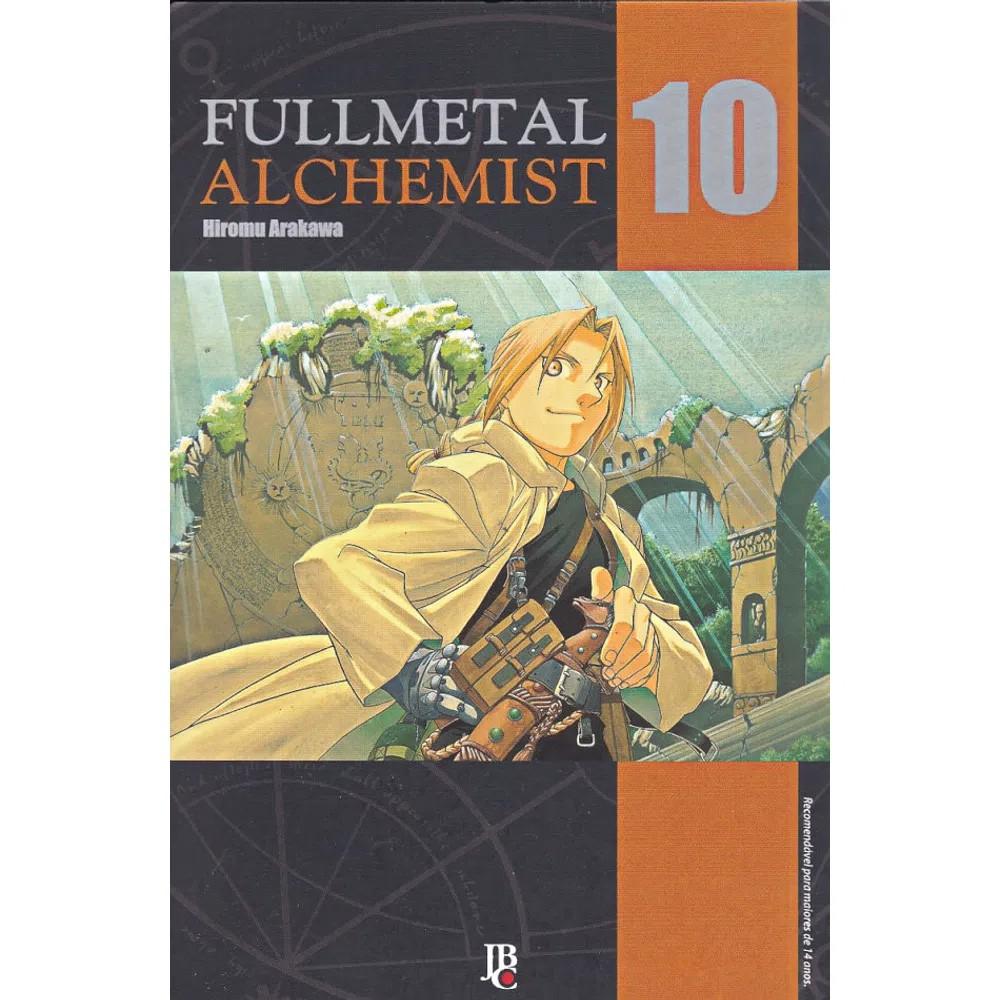 Fullmetal Alchemist  - Volume 10 - Usado