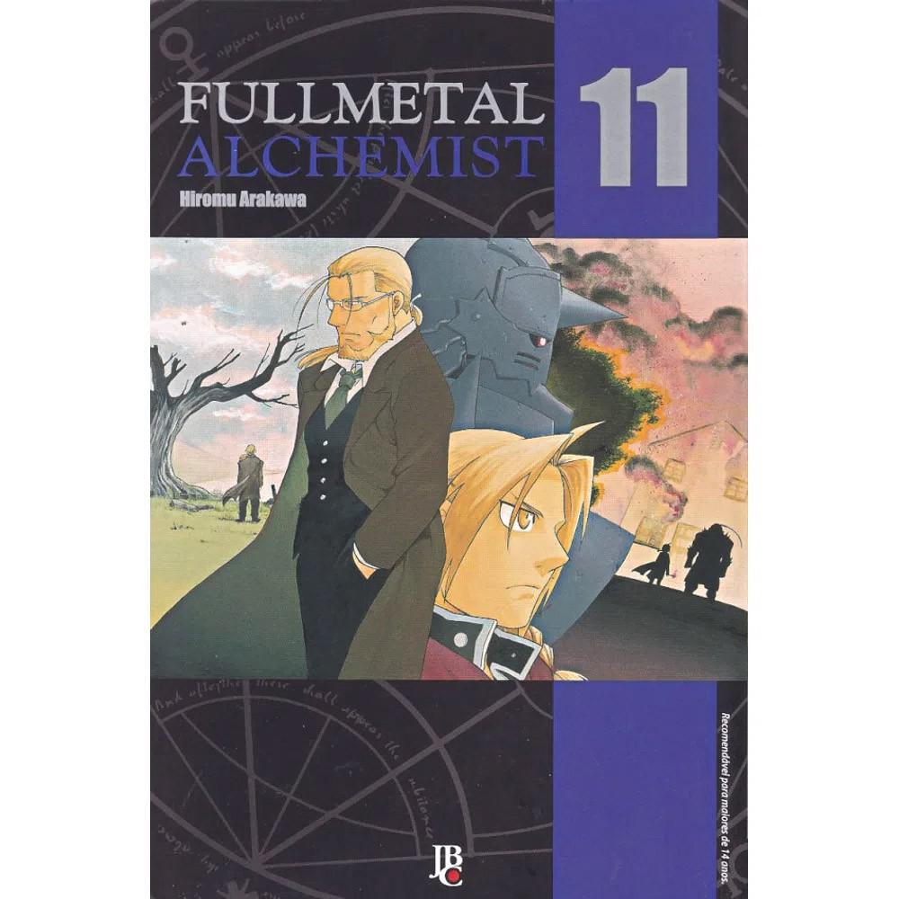 Fullmetal Alchemist  - Volume 11 - Usado