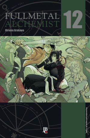 Fullmetal Alchemist  - Volume 12 - Usado