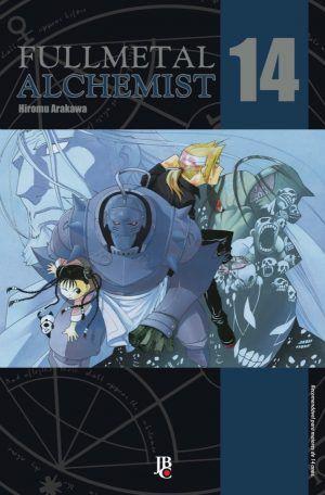Fullmetal Alchemist  - Volume 14