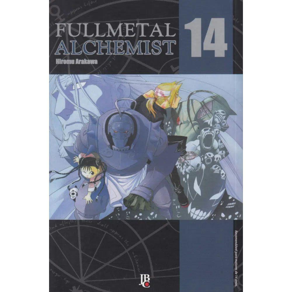 Fullmetal Alchemist  - Volume 14 - Usado