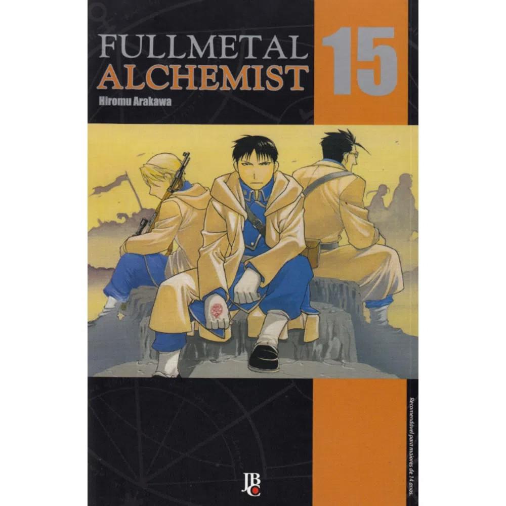 Fullmetal Alchemist  - Volume 15 - Usado