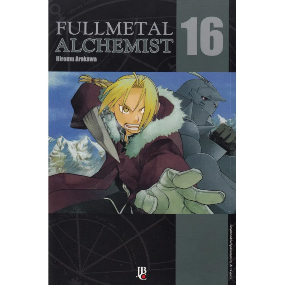 Fullmetal Alchemist  - Volume 16 - Usado