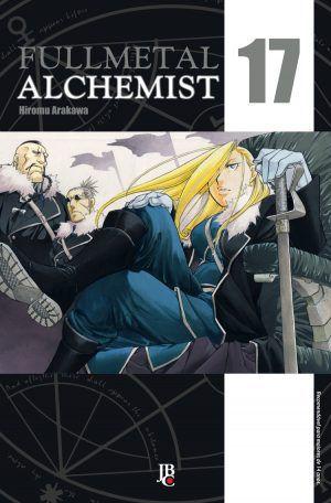 Fullmetal Alchemist  - Volume 17 - Usado