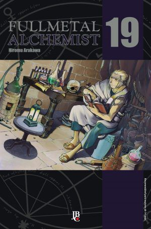 Fullmetal Alchemist  - Volume 19