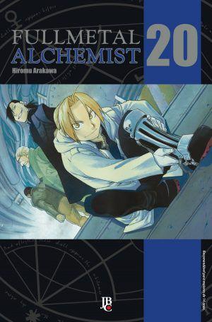 Fullmetal Alchemist  - Volume 20