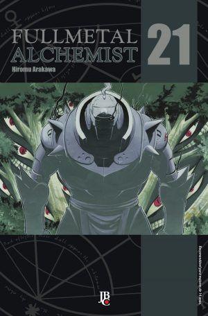 Fullmetal Alchemist  - Volume 21