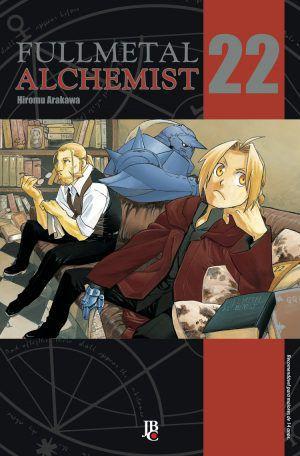 Fullmetal Alchemist  - Volume 22