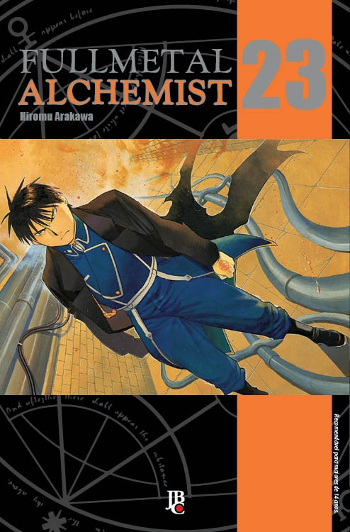 Fullmetal Alchemist  - Volume 23