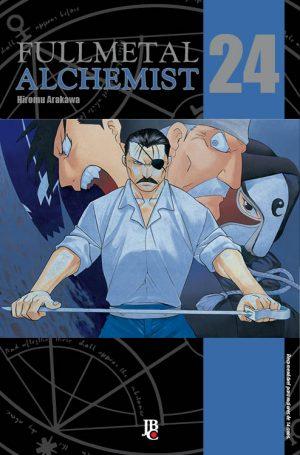 Fullmetal Alchemist  - Volume 24