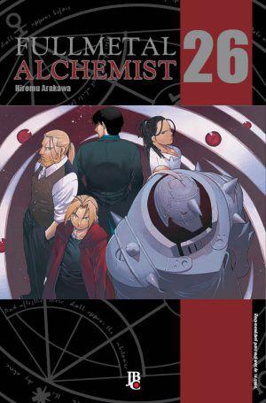 Fullmetal Alchemist  - Volume 26