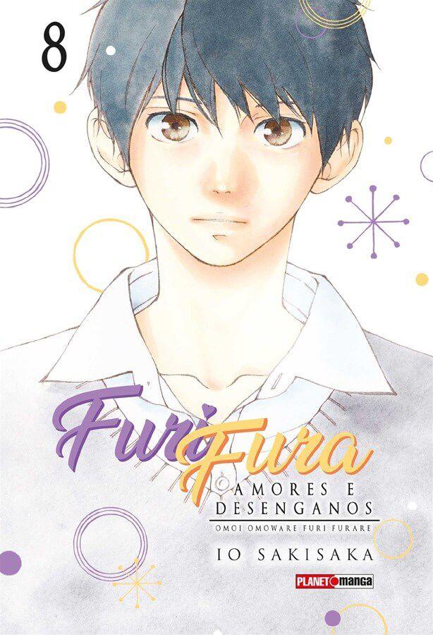 Furi Fura amores e Desenganos - Volume 08