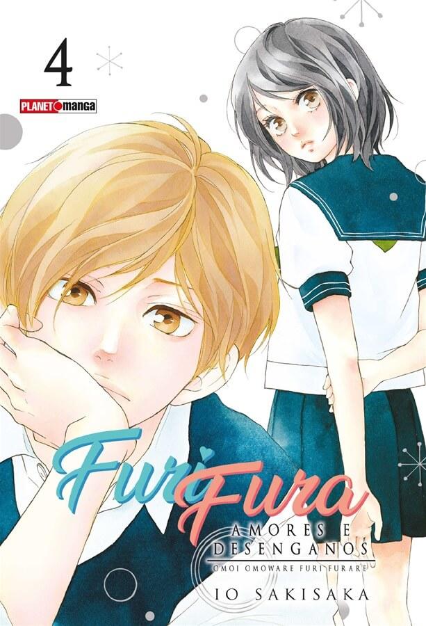 Furi Fura amores e Desenganos - Volume 04