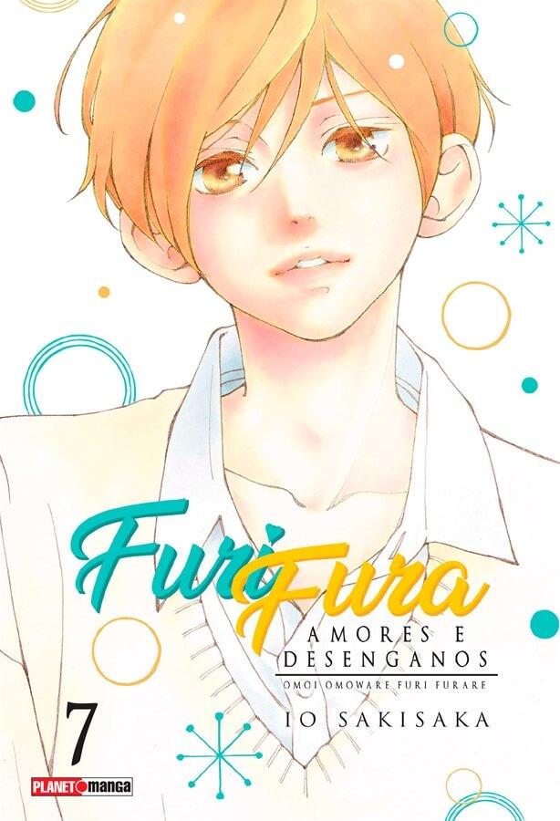 Furi Fura amores e Desenganos - Volume 07