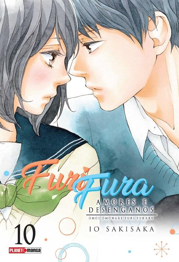 Furi Fura amores e Desenganos - Volume 10