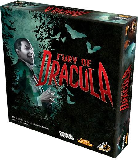 Fury of Drácula 3ª Edição