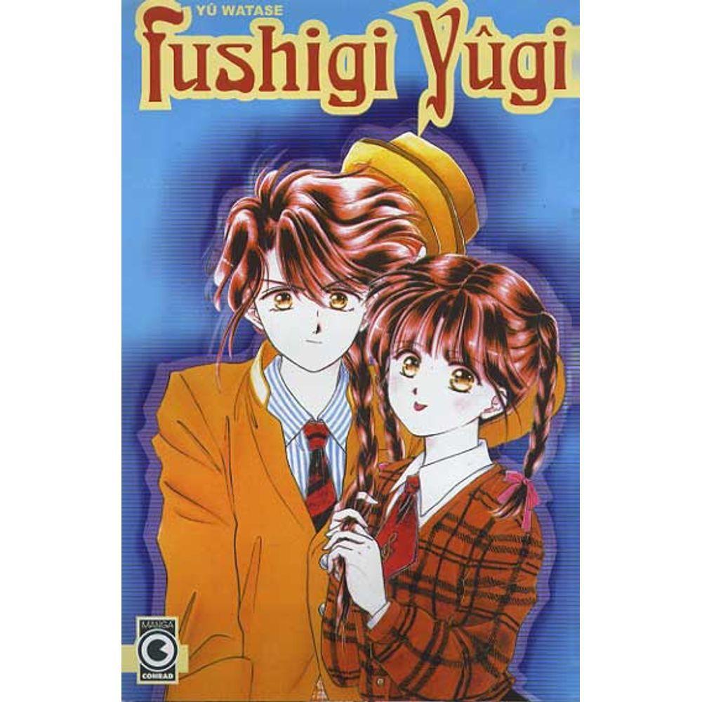 Fushigi Yûgi - Volume 04 - Usado
