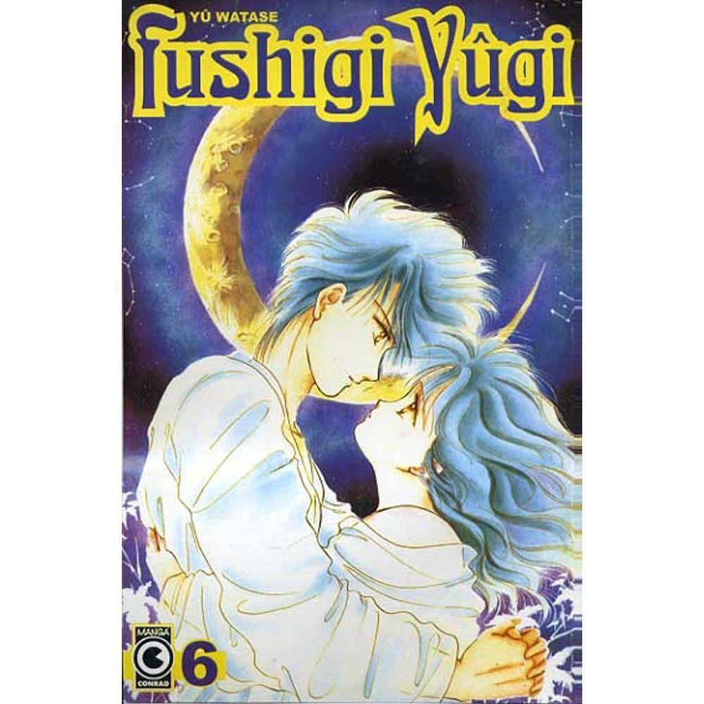 Fushigi Yûgi - Volume 06 - Usado